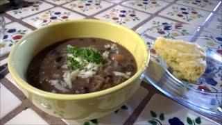Taco Soup (vegan, Gluten Free)