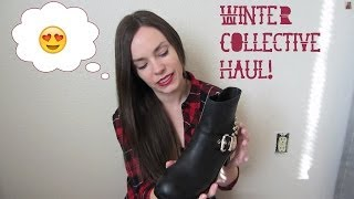 Winter Collective Haul! Thumbnail