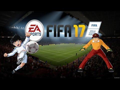OLIVE ET TOM SONT SUR FIFA 17!