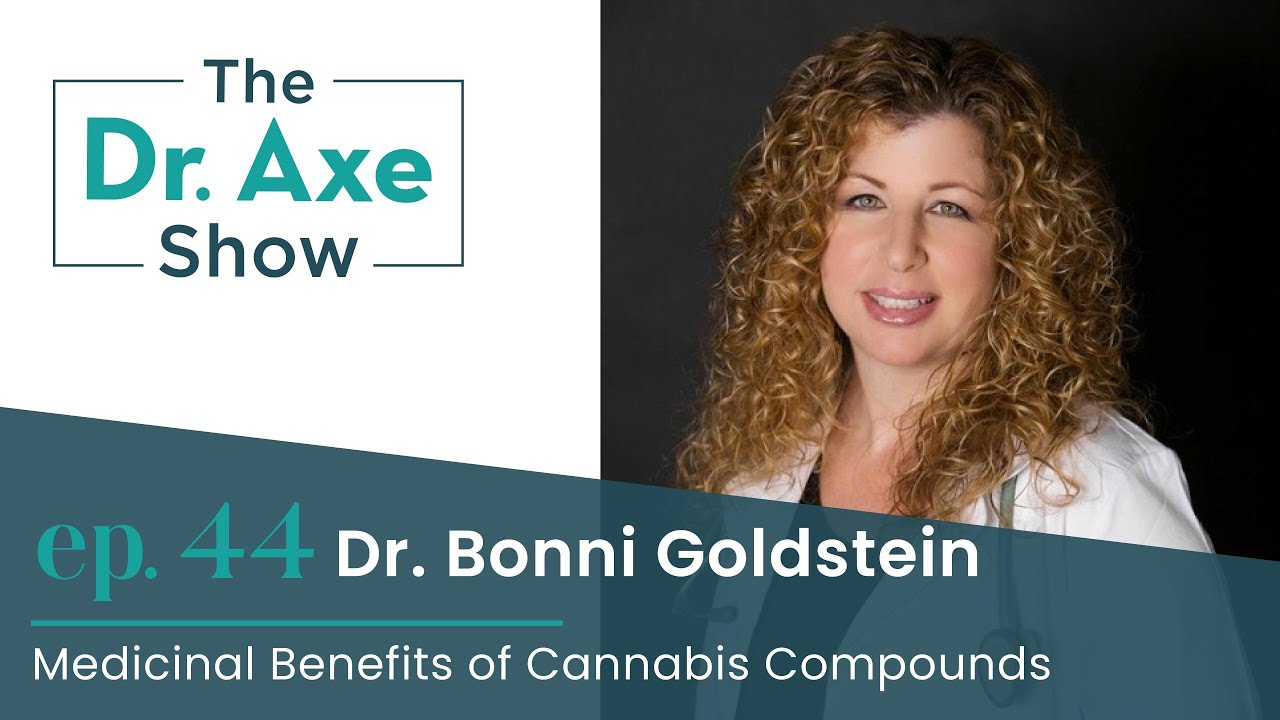 Medicinal Benefits of Cannabis Compounds | The Dr. Axe Show Podcast Episode 44