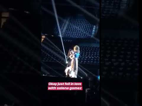 "Selena Gomez - ""We Day California"" Rehearsal At The Forum In Inglewood, CA 4/18/2018"