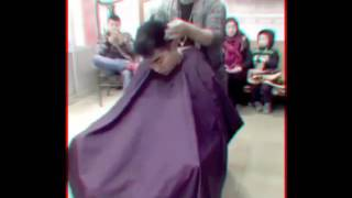 Funny Chinese Hair Salon