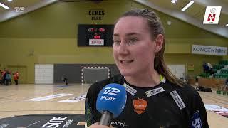 Ingvild Bakkerud Stod For 6 Mål, Da Odense Håndbold..