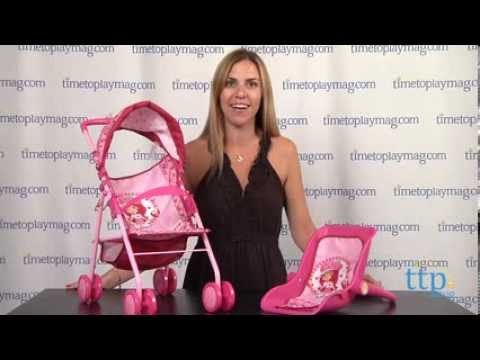 Watch on car seat stroller sets