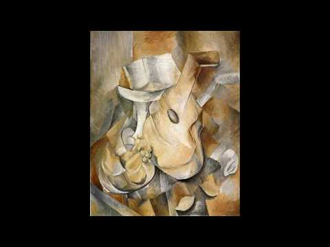P. Picasso - G. Braque  (12 violin and guitar constructions)