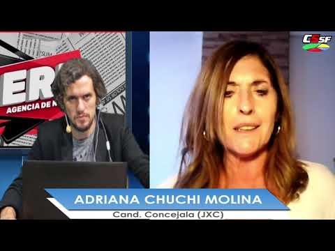 Adriana Molina: