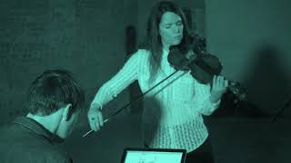 duet for violin & electronics - excerpts (Peter Meyer & Héloïse Lefebvre)