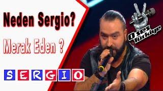 Neden Sergio? ( Oses Türkiye Sergio İsminin Neden Sergio olduğunu açklıyor 2018-2019 Yarı Finalist)