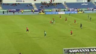 Morocco 2 0 Angola chamakh HD freindly maroc amical 2009 31 03