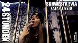 SCHWESTA EWA feat. SSIO & XATAR - 24 Std ► Produziert von The BREED & Reaf
