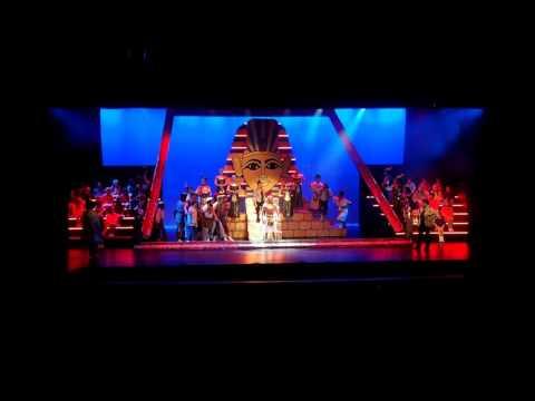 Joseph & Amazing Technicolor Dreamcoat - Brothers to egypt through Benjamin Calypso