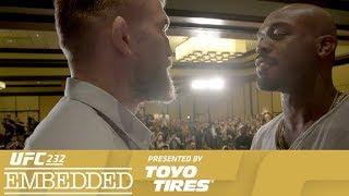 UFC 232: Embedded - Episódio 5