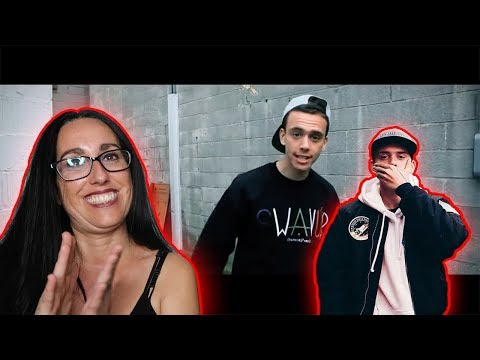 Mom REACTS to LOGIC