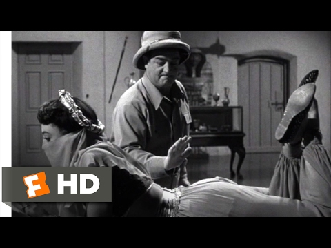Abbott and Costello Meet the Mummy (1955) - Finding the Medallion Scene (3/10) | Movieclips Mp3