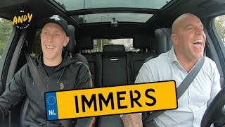Lex Immers - Bij Andy in de auto! (English subtitles)