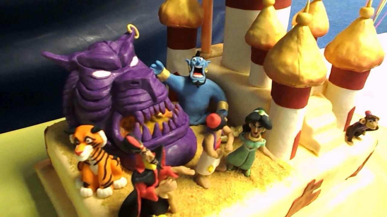 Aladdin Cake Youtube