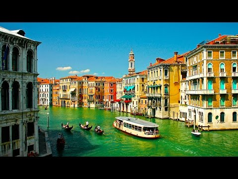 Northern Italy - Venice, Lake Garda, Dolomites, Aosta Valley - Tourist Attractions HD