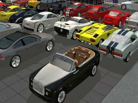 The Sims 2 Car Mods Youtube