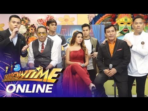 It's Showtime Online: TNT Semifinalists John, Anton, Remy, Rico, and Mark invite supporters to vote