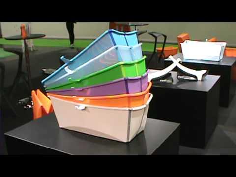 Flexi Bath By Stokke Amp Prince Lionheart Foldable Baby Tub