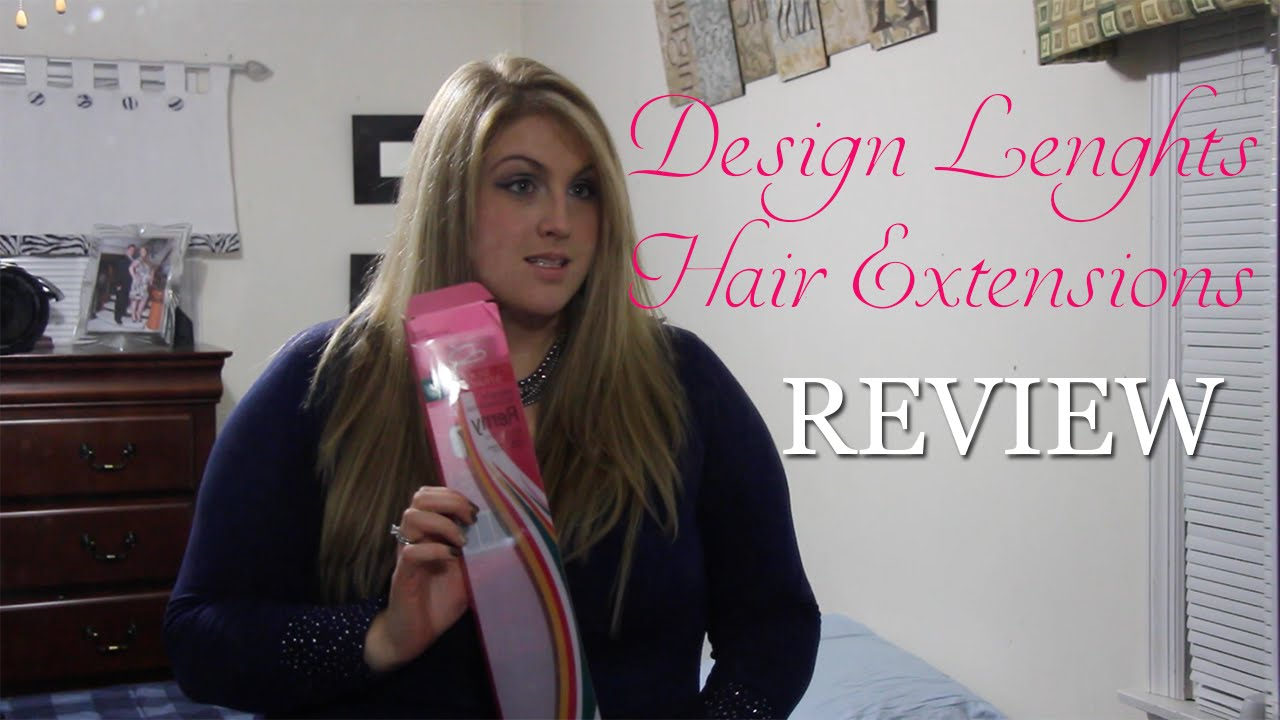 Design lengths remy hair extensions unboxing review youtube pmusecretfo Images