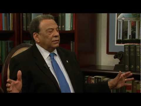 The Conversation | Ambassador Andrew Young