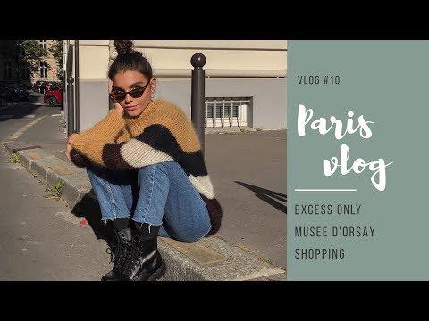 VLOG #10. Париж