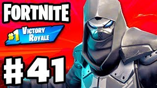 Finally Showcasing the Enforcer Road Trip Skin! - Fortnite - Gameplay Part 41