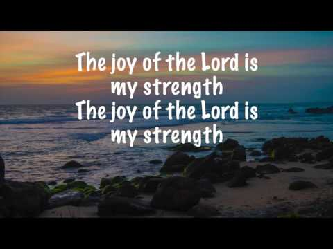 Rend Collective Experiment - Joy of the Lord - (with lyrics) (2015)