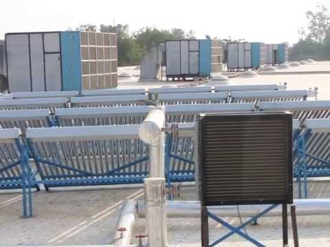 Industrial Process Heat Using solar energy