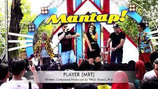 Melaney Ricardo + Roy Ricardo +Tyson Lynch MRT PLAYER @MANTAP Antv