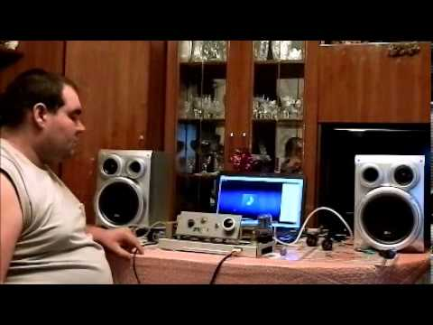 видео: усилитель 6н2п+6п6с или 6п3с