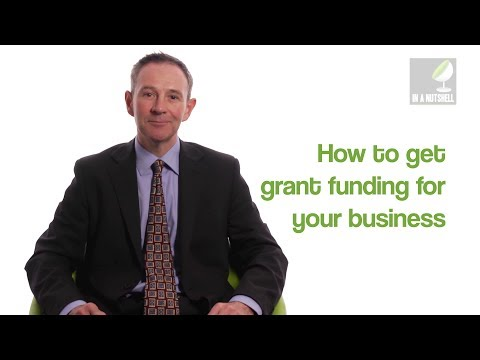 how-to-get-grant-funding-for-your-business---in-a-nutshell