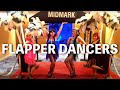 Roaring 20's, Flapper Girls, Corporate Entertainment