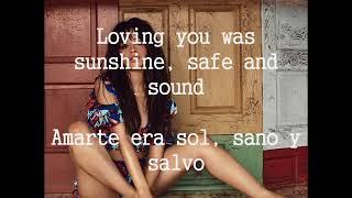 Camila Cabello - Consequences (Español/Inglés) - (Lyrics/Letra)