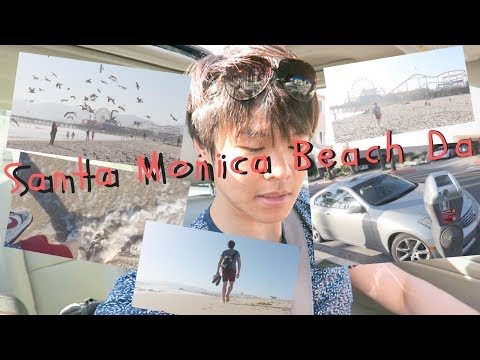 เที่ยว California ไปไหนดี? | Visit Santa Monica Beach | LA Day 21