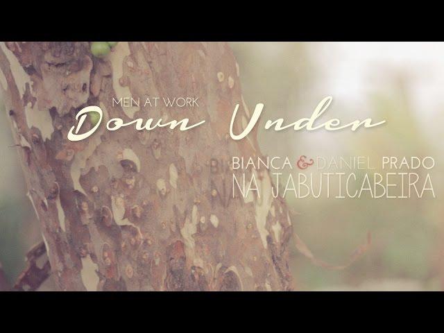Down Under (Men at Work) COVER Bianca e Daniel Prado - UKULELÊ