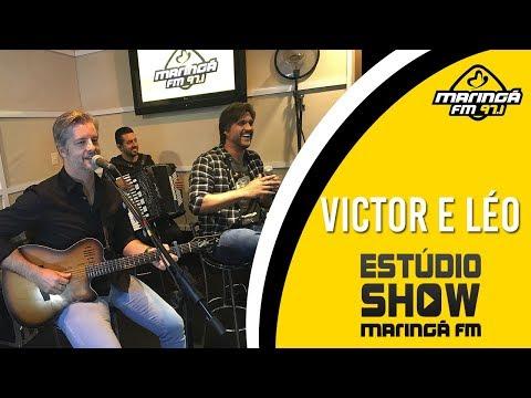 Victor e Leo - Na Linha do Tempo / Borboletas  (Acústico) - Versão Exclusiva Maringá FM