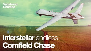 Interstellar Soundtrack - Zimmer Cornfield Chase | Endless Loop with Drone Video