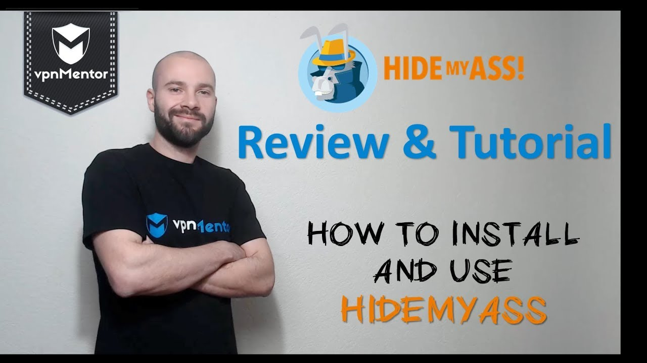 Vpn Hide My Ass Tutorial