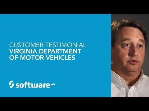 SAG Customer Testimonial Virginia Department of Motor Vehicles