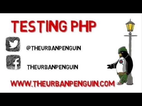 Testing your PHP Installation