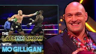Tyson Fury On Deontay Wilder Rematch