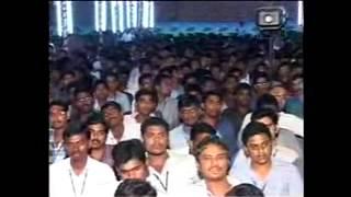 Gopinath Speech At Sri Sai Ram Engg College - Full Part 2013