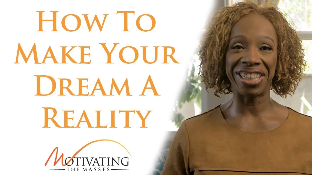 Lisa Nichols - How To Make Your Dream A Reality