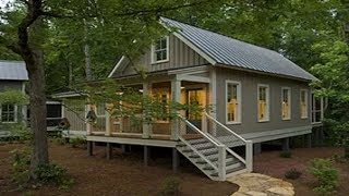 Camp Callaway Cottage Is 1091 Sq. Ft. Pure Cozyness