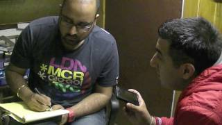 Dipps Bhamrah Project Bhangra - JC Jati Cheed - Video Diary Part 10