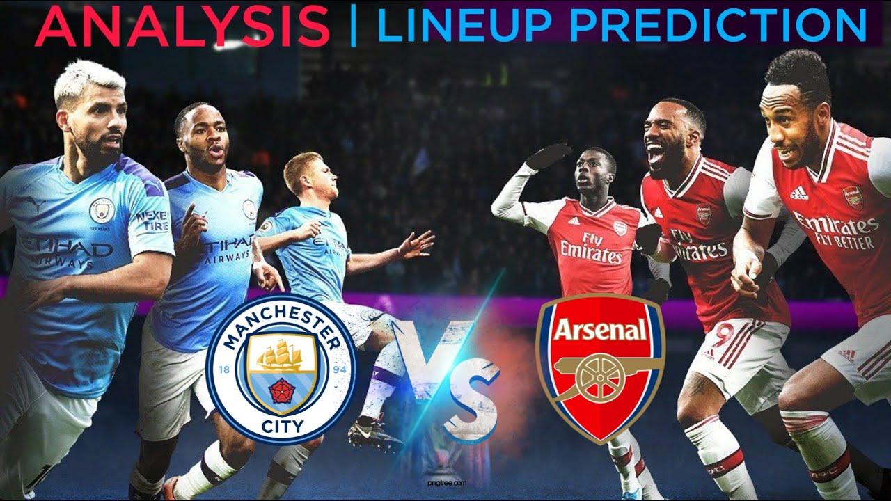 Manchester City Vs Arsenal Match Preview | Man City Vs ...