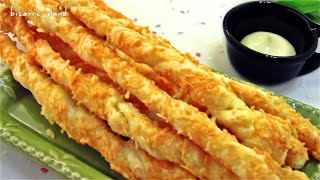 Easy Cheese Twist  d for delicious