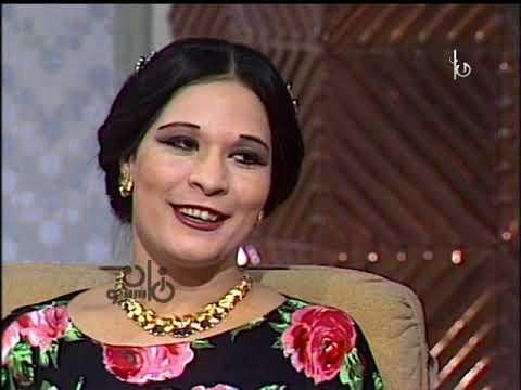 هو وهي׃ الظهور النادر للراقصة سهير زكي وزوجها المصور محمد عمارة مع سمير صبري